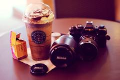 Hello Tumblr (ekamil) Tags: 35mm starbucks f18 d3000 tumblr ekamil