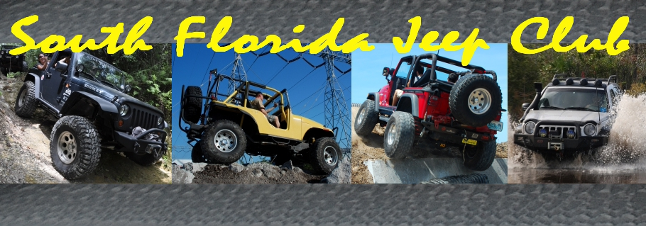 The South Florida Jeep Club Forum