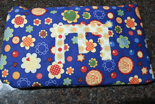 Diaper Clutch for E