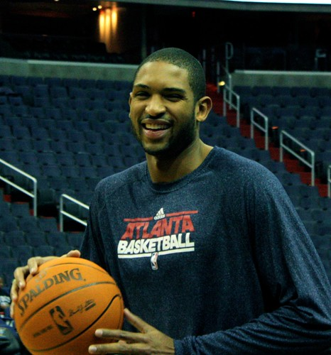 washington wizards, atlanta hawks, nba, february 5th, 2011, truth about it, adam mcginnis, Al Horford