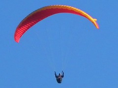 Above all (Konabish ~ Greg Bishop) Tags: california lakeside paragliding soaring sandiegocounty blossomvalley dscn2786 elmontevalley