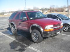 Chevrolet Blazer ZR2 (travelr16) Tags: 4x4 bowtie chevy suv blazer s10