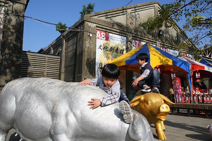 蕭壟文化園區(佳里糖廠)0010
