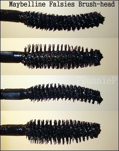 Maybelline Flasies Mascara--Brush