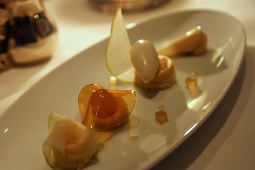 Pear And Caramel