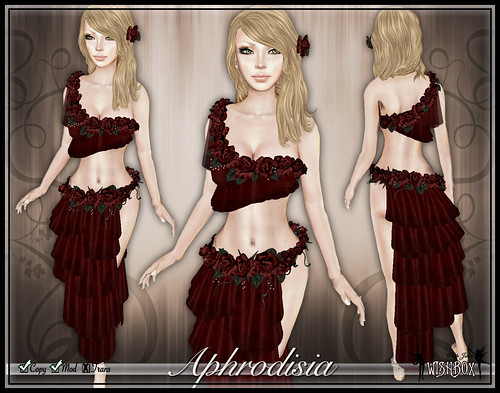 Aphrodisia (Rose Red)