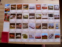 Piatnik 4233 Sport Cars (1984) (Zappadong) Tags: game cars sport card 1984 pia trump cardgame quartett trumpf kartenspiel trumps spielkarten 4233 kwartet piatnik quartettspiel technikquartett blaubal