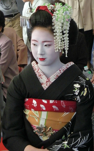 pontocho maiko