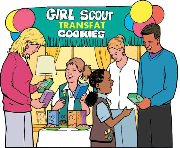 Girl Scouts Fib About Fatty Cookies