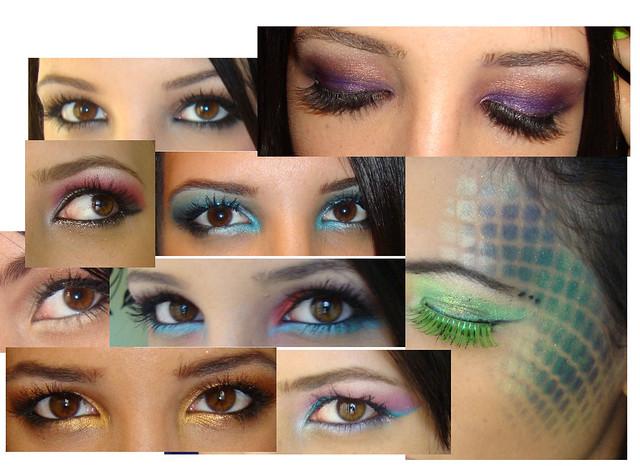 ojos lindos