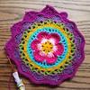 2017-06-30_08-50-39 (knittiwake) Tags: crochet sophiesgarden crochetblanket crochetsampler