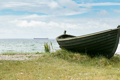 Träbåt på Råå (MacPersson) Tags: råå woodboat