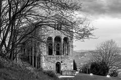 Santa María del Naranco (ccc.39) Tags: asturias oviedo naranco santamaríadelnaranco arte prerrománico asturianopalacio monumento monocromo blancoynegro bn byn wb