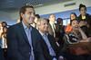 Andrés Ibarra inaugura Punto Digital junto a Gabriela Michetti y Julio Garro