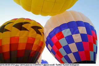 2016-08-05 0701 2016 Indiana State Fair Hot Air Balloons