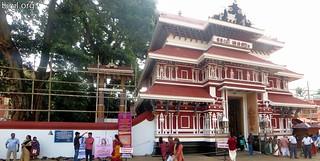 Paramekkavu Bhagavathi Temple, Thrissur 1