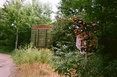 Чернівці, Україна (slo:motion) Tags: чернівці україна ukraine acab fuckthepolice abandoned green trains train rust rusty disposable stop sign ngc