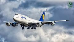 Lufthansa B747 (Ramon Kok) Tags: aviation avgeek avporn airport airplane aircraft air airline airlines airfield airways eddf frankfurt fra fraport germany lufthansa lh dlh boeing 747 7478i boeing747 dabyd queen quadjet qots queenoftheskies