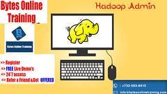 Hadoop admin Online Training   Bytes Online Training (sasikallavemuri1) Tags: hadoop admin bytes online training elearning