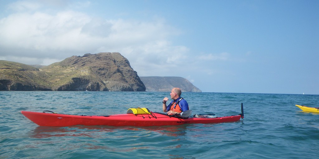 Cabo de Gata en kayak 272