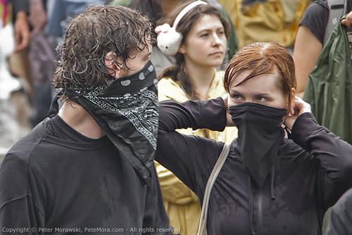 2010 G20 Toronto: Gazing
