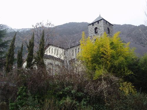 St Esteve, Andorra la Vella