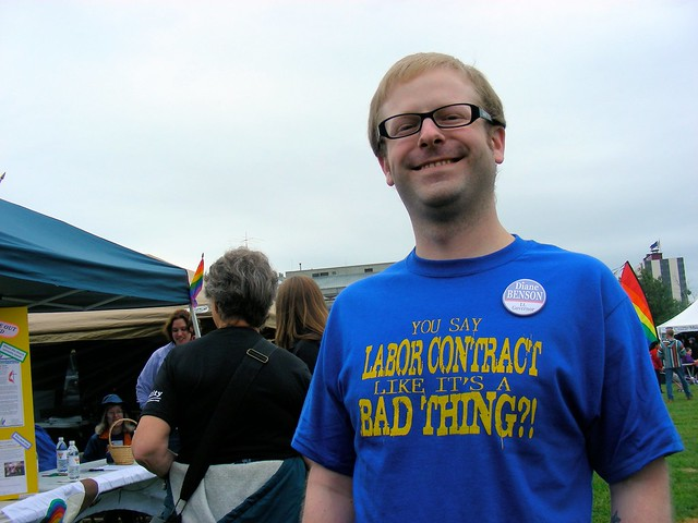 John Aronno of Alaska Commons
