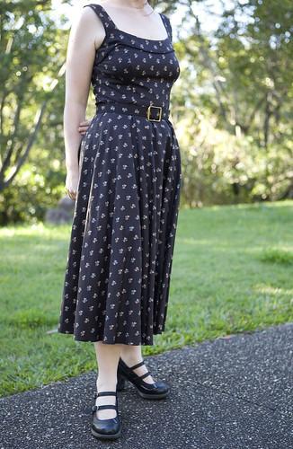 Vogue Vintage Dress