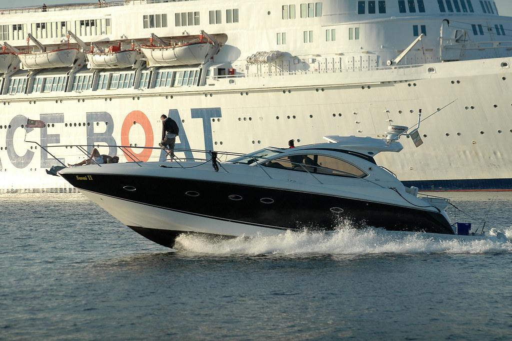 #2 [Peace Boat & Speed Boat!]