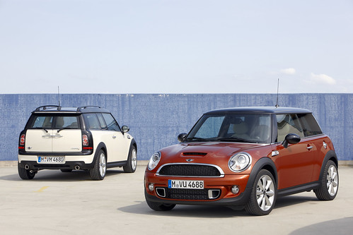 R55 and R56 Cooper S