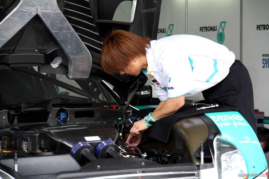 Super GT International Series Malaysia 2010