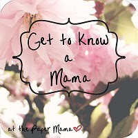 get to know a mama button