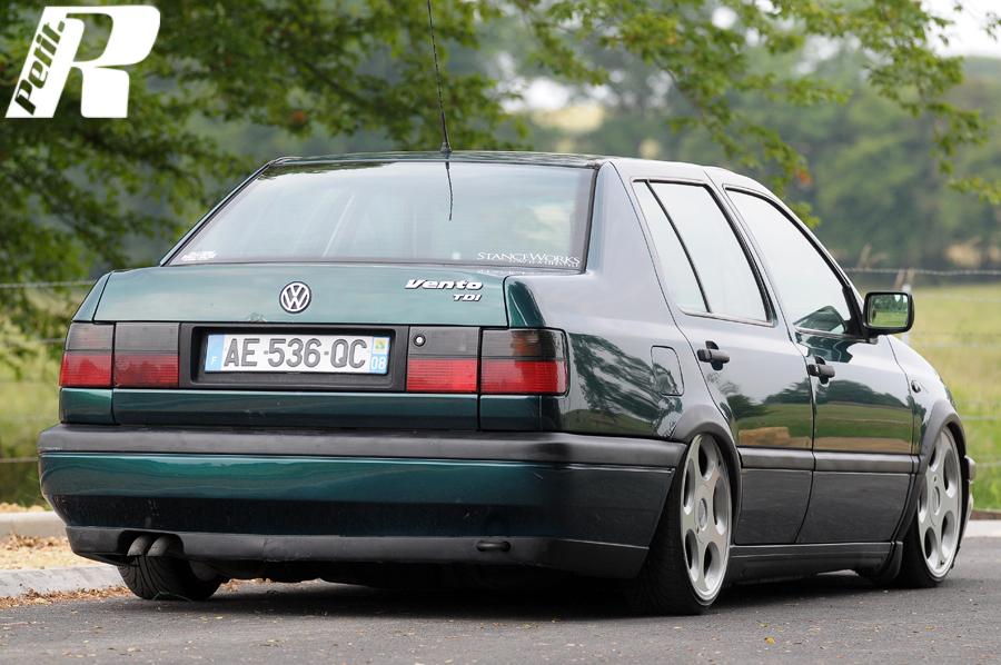 Jetta Euro Tuning - Fotos de coches - Zcoches