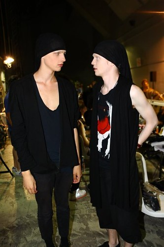 Magnus Alinder3155_SS11_Paris_Rick Owens BS(Dazed Digital)