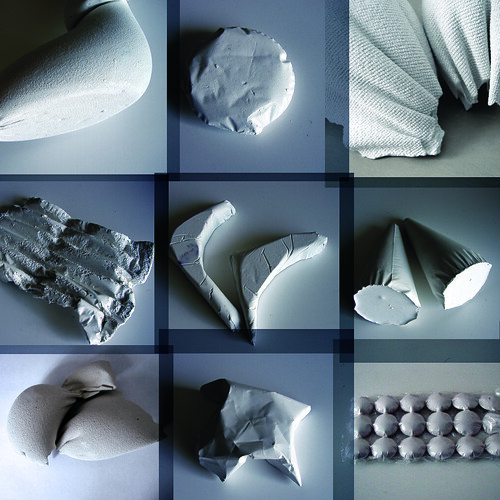plaster series