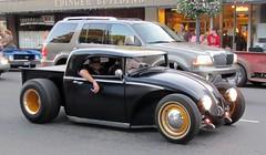 billetproof 394/Kustom Bug Pickup (bballchico) Tags: people vw bug volkswagen cruising hotrods customs ratrods cruisenite centraliawashington worldsleastimportantcarshow billetproofwashington2010