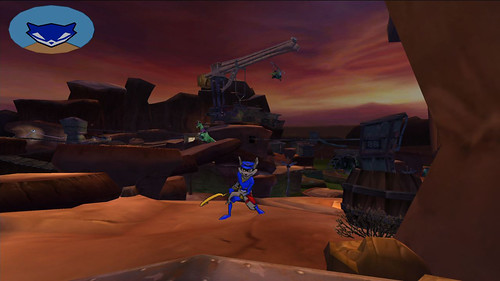 Sly Cooper 3 PS3