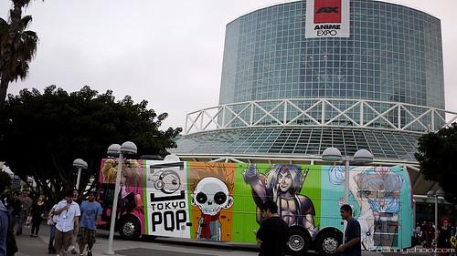 Anime Expo 2010 Day Zero