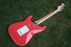 Fiesta Red Strat
