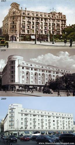 Athene Palace - 1915 - 1939 - 2009