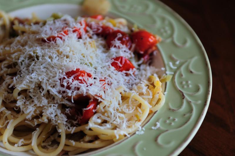 10.07.01 - Pasta For Dinner