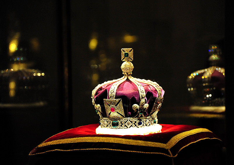 The Imperial Crown of India / ?????? ??????