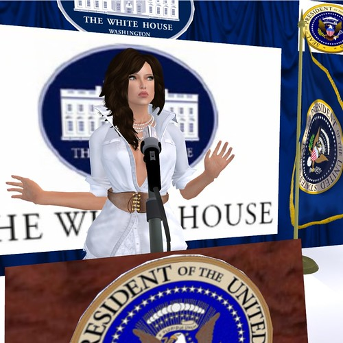 Virtual White House