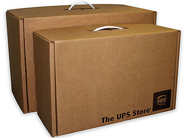 Ups Luggage Box Tries To Compete With Airline Checked Bags