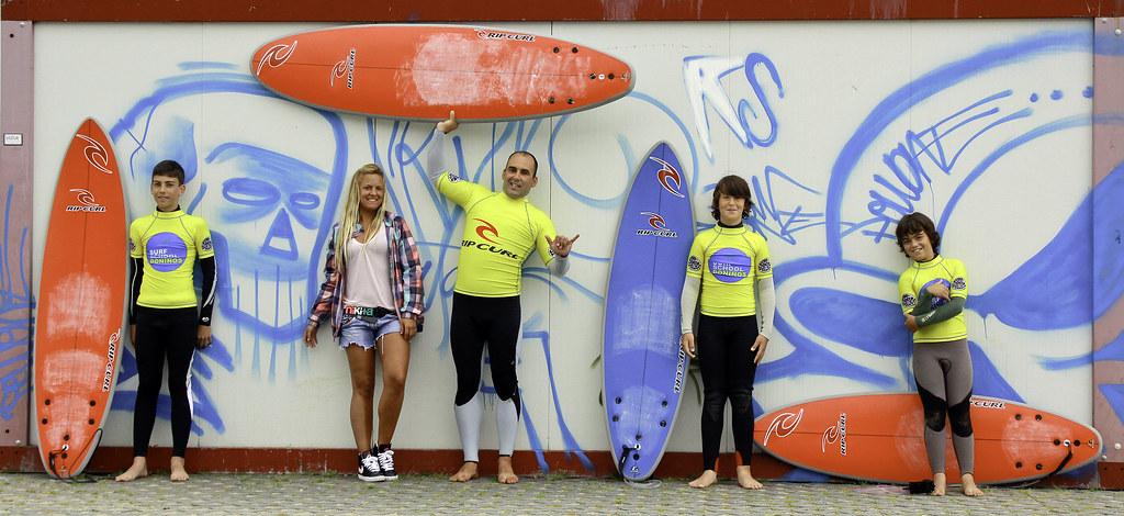 Rip Curl Surf School Doniños