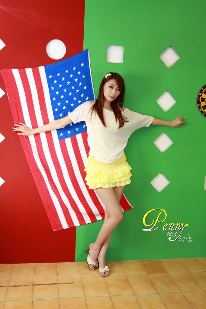 窈窕俏麗【Penny】綠光Vol-1
