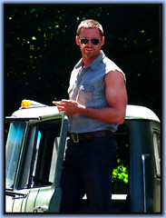 Hugh Jackman,,,Sleeveless/Cut Off