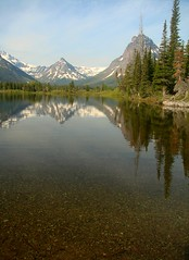 Glacier National Park (StevenLPierce) Tags: lake mountains montana glacier top20nature glaciernationalpark