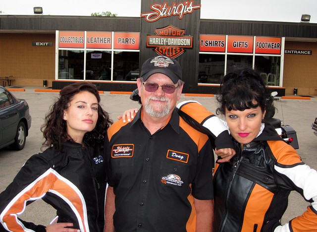 "Sturgis Rally, ""Amber and Crystal's South Dakota Adventure"", Hotel Reels"