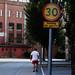 30 - Beware, pedestrians